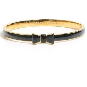NWT Kate Spade Take a Bow Bangle Bracelet